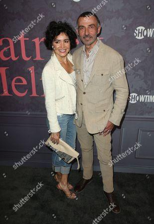 Editorial image of 'Patrick Melrose' TV show premiere, Arrivals, Los Angeles, USA - 25 Apr 2018