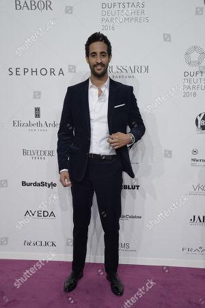 Stock Picture of Sami Slimani