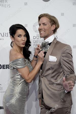 Mariella Ahrens und Jens Hilbert
