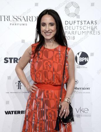 Editorial image of DUFTSTARS Award Ankunft, Berlin, Germany - 25 Apr 2018