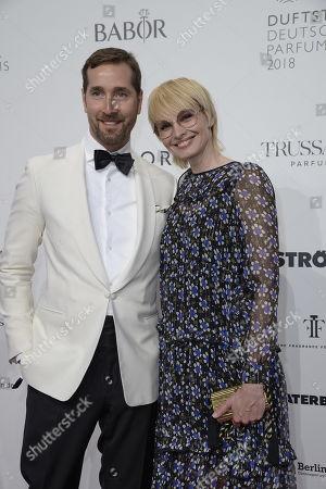 Joerg Oppermann und Susann Atwell