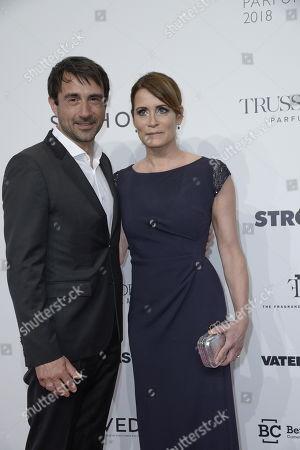 Oliver Haas und Anja Kling