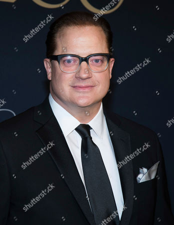 Brendan Fraser attends the Brooks Brothers bicentennial celebration at Jazz at Lincoln Center, in New York