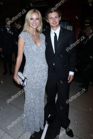 Warren Elgort and Kristen Simmons