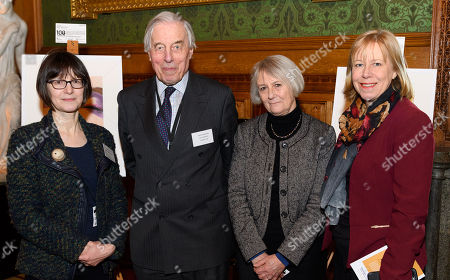Editorial image of Launch of '100 years On', an art trail of women in prison at the House of Lords, London, UK - 01 Mar 2018