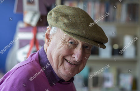 Stock Picture of Henry Blofeld