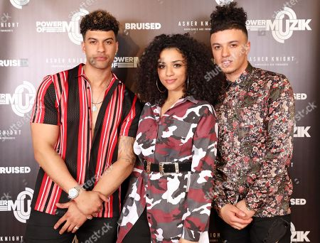 Editorial image of 'Power of Muzik', Anti-bullying event, London, UK - 25 Apr 2018