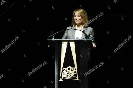 Stacey Snider, Chairman and CEO of Twentieth Century Fox Film