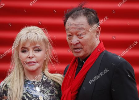 Editorial photo of 40th Moscow Film Festival closing ceremony, Russian Federation - 26 Apr 2018