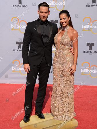 Editorial picture of Billboard Latin Music Awards, Arrivals, Las Vegas, USA - 26 Apr 2018