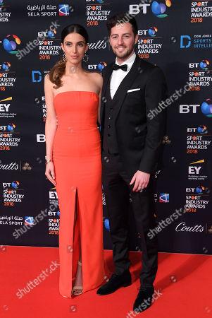 Editorial photo of BT Sport Industry Awards, Battersea Evolution, London, UK - 26 Apr 2018