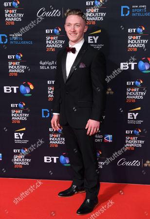 Editorial image of BT Sport Industry Awards, Battersea Evolution, London, UK - 26 Apr 2018