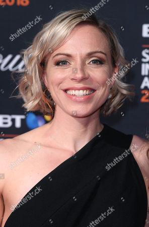 Stock Photo of Kate Richardson-Walsh