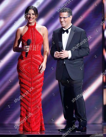 Editorial photo of 2018 Billboard Latin Music Awards - Show, Las Vegas, USA - 26 Apr 2018
