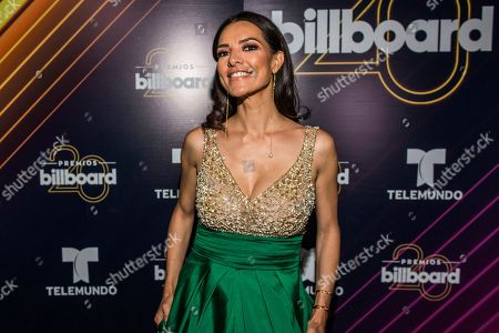 Editorial picture of 2018 Billboard Latin Music Awards, Las Vegas, USA - 26 Apr 2018