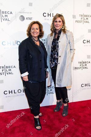 Maria Cuomo Cole and Kim A. Snyder