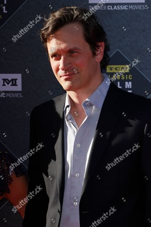 "Tom Everett Scott arrives at the screening of ""The Producers"" at the 2018 TCM Classic Film Festival Opening Night at the TCL Chinese Theatre, in Los Angeles"