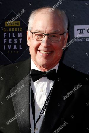 """Stock Photo of Ben Burtt arrives at the screening of """"The Producers"""" at the 2018 TCM Classic Film Festival Opening Night at the TCL Chinese Theatre, in Los Angeles"""