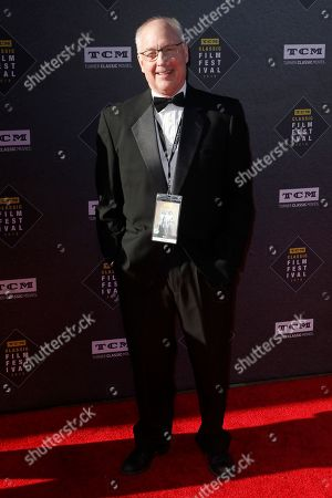 """Ben Burtt arrives at the screening of """"The Producers"""" at the 2018 TCM Classic Film Festival Opening Night at the TCL Chinese Theatre, in Los Angeles"""