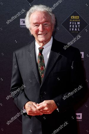 """Stock Picture of William Wellman Jr. arrives at the screening of """"The Producers"""" at the 2018 TCM Classic Film Festival Opening Night at the TCL Chinese Theatre, in Los Angeles"""