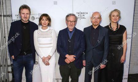 "Editorial photo of 2018 Tribeca Film Festival - ""Schindler's List"" 25th Anniversary Screening, New York, USA - 26 Apr 2018"