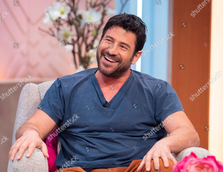Editorial picture of 'Lorraine' TV show, London, UK - 27 Apr 2018