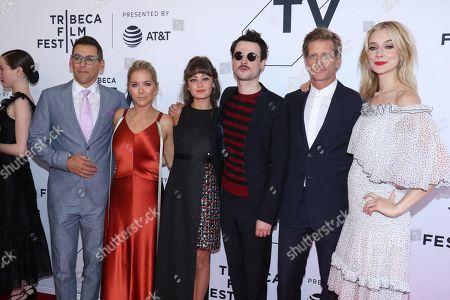 Editorial photo of 'Sweetbitter' film screening, Tribeca Film Festival, New York, USA - 26 Apr 2018