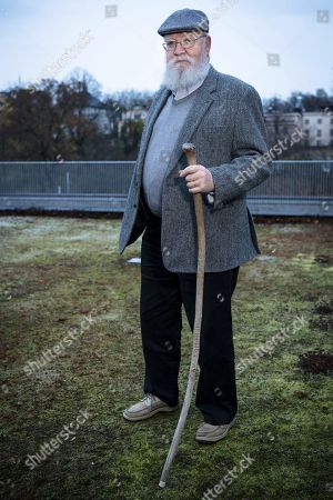 Editorial picture of Daniel Dennett, Stockholm, Sweden - 14 Nov 2017