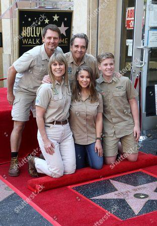 Terri Irwin, Bindi Irwin with Beau Bridges