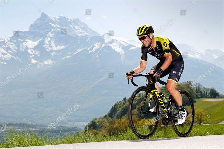Stock Picture of Michael Albasini