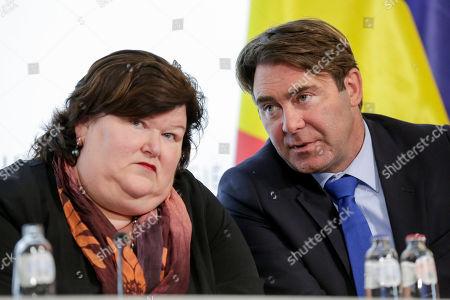 Maggie De Block, Denis Ducarme
