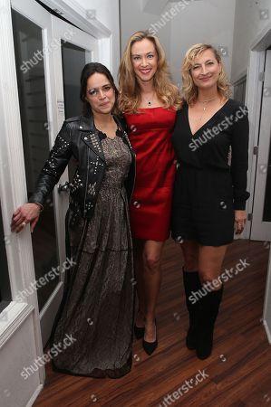 Michelle Rodriguez, Kristanna Loken, Zoe Bell