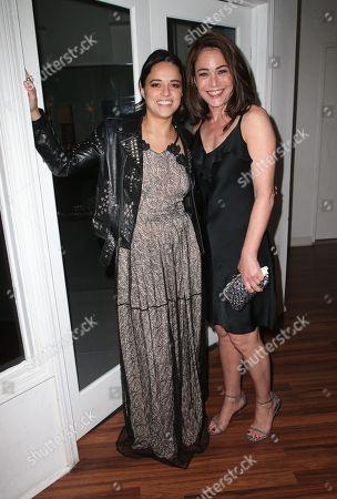 Michelle Rodriguez, Yancy Butler