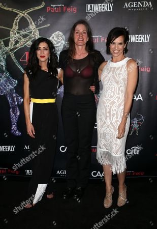 Dana DeLorenzo, Melanie Wise, Danielle Burgio