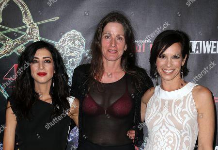 Editorial photo of Artemis Awards Gala, Los Angeles, USA - 26 Apr 2018