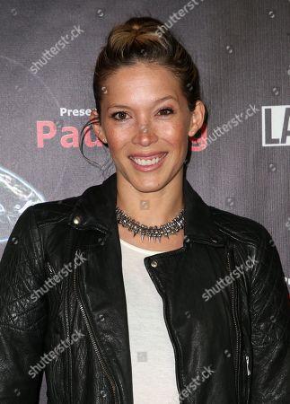 Stock Photo of Alicia Vela Bailey