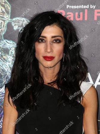 Stock Image of Dana DeLorenzo