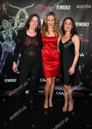 Melanie Wise, Kristanna Loken, Yancy Butler