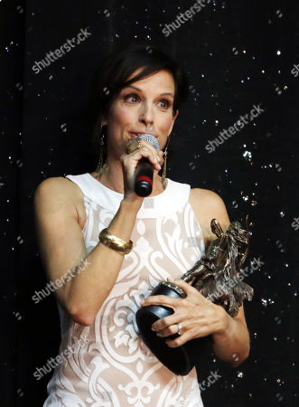 Editorial picture of Artemis Awards Gala, Los Angeles, USA - 26 Apr 2018