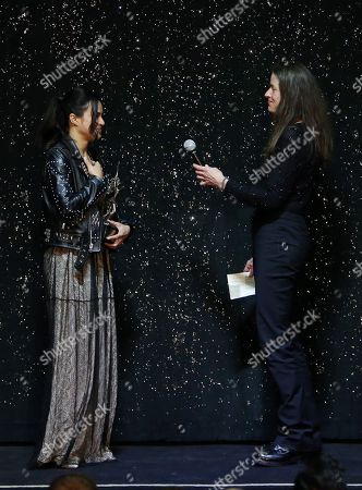 Stock Photo of Michelle Rodriguez, Melanie Wise