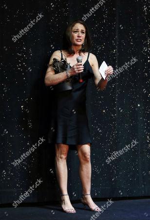 Editorial image of Artemis Awards Gala, Los Angeles, USA - 26 Apr 2018