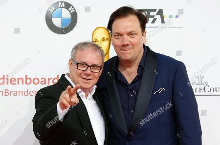 Editorial picture of 68th German Film Awards 2018 (LOLA) in Berlin, Germany - 27 Apr 2018