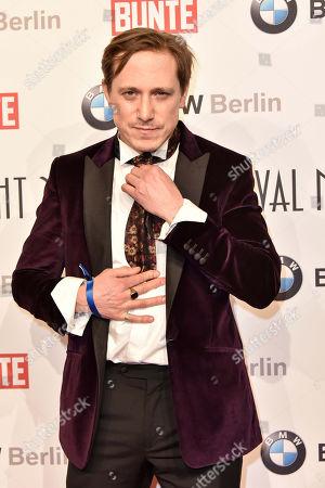 Editorial photo of Bunte & BMW Festival Night,  68th Berlin Film Festival, Germany - 16 Feb 2018