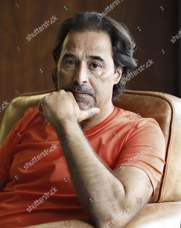 Stock Image of Jose Eduardo Agualusa