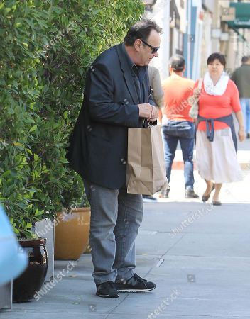 Editorial image of Dan Aykroyd out and about, Los Angeles, USA - 26 Apr 2018