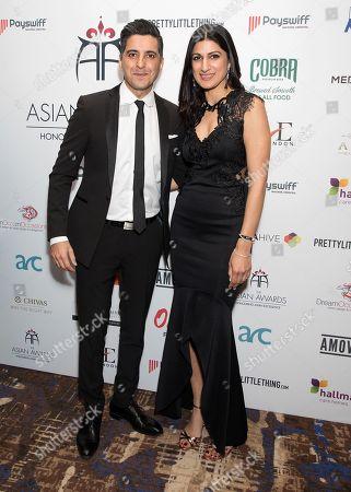 Editorial photo of The Asian Awards, London, UK - 27 Apr 2018