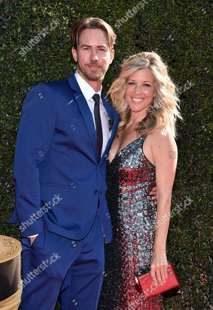 Stock Image of Wes Ramsey and Laura Wright