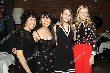 Jennifer Fox (Director/Writer/Producer), Shay Abeson, Isabelle Nelisse, Jessica Flaum