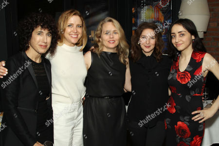 Editorial photo of New York Premiere of HBO Films' THE TALE at the 2018 Tribeca Film Festival presented by AT&T, USA - 27 Apr 2018