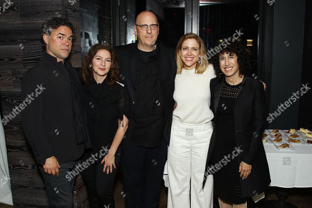 Editorial image of New York Premiere of HBO Films' THE TALE at the 2018 Tribeca Film Festival presented by AT&T, USA - 27 Apr 2018